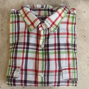 Men's Short Sleeve Button Down Classic Fit Shirt